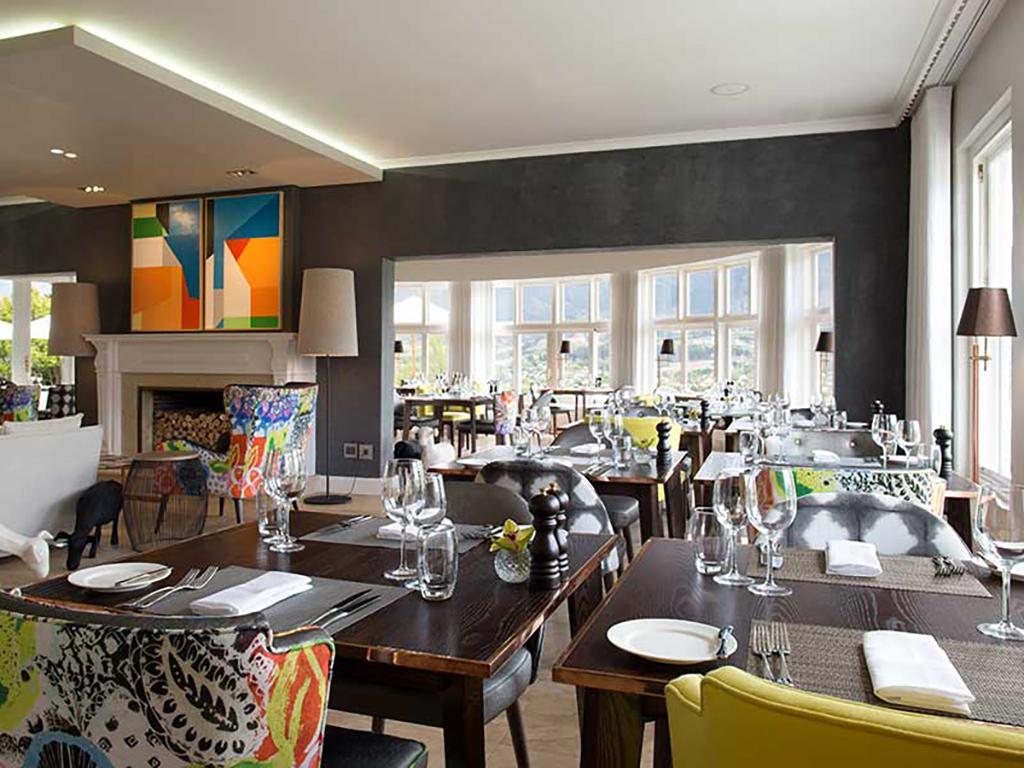 Miko Restaurant at Mont Rochelle