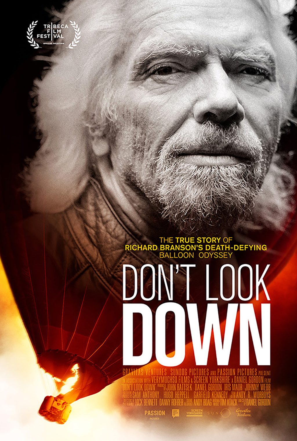 Dont Look Down movie poster