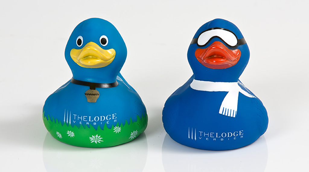The Lodge Virgin Limited Edition Ducks
