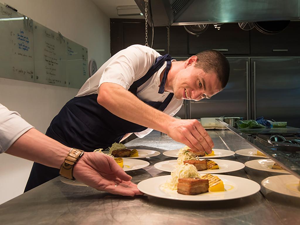 Head Chef, Hugh Millard
