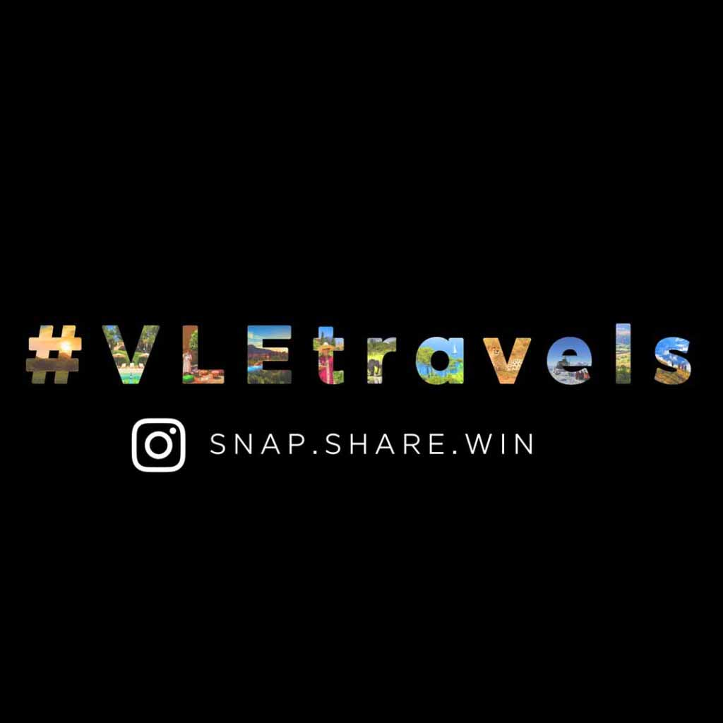 #VLEtravels competition