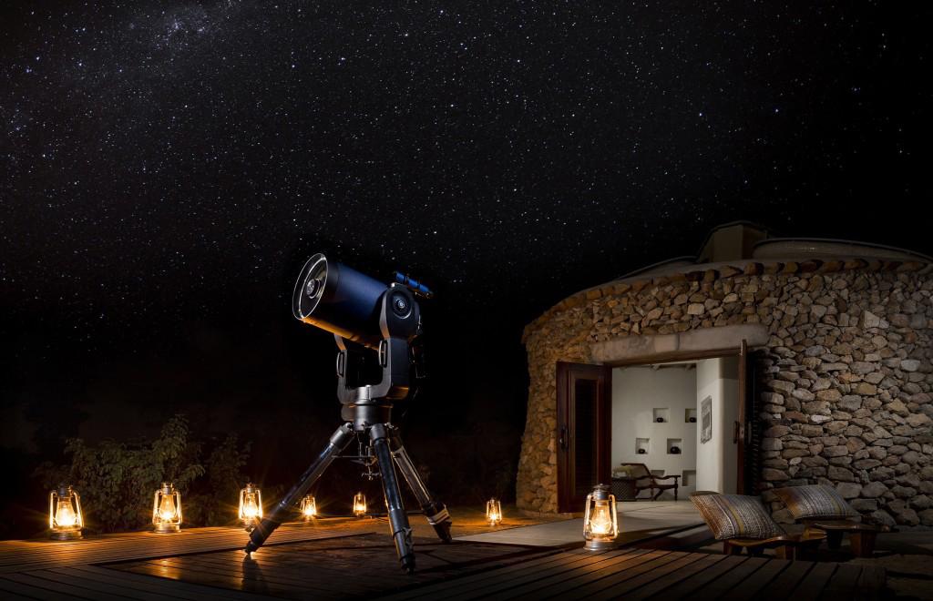 Ulusaba Stargazing