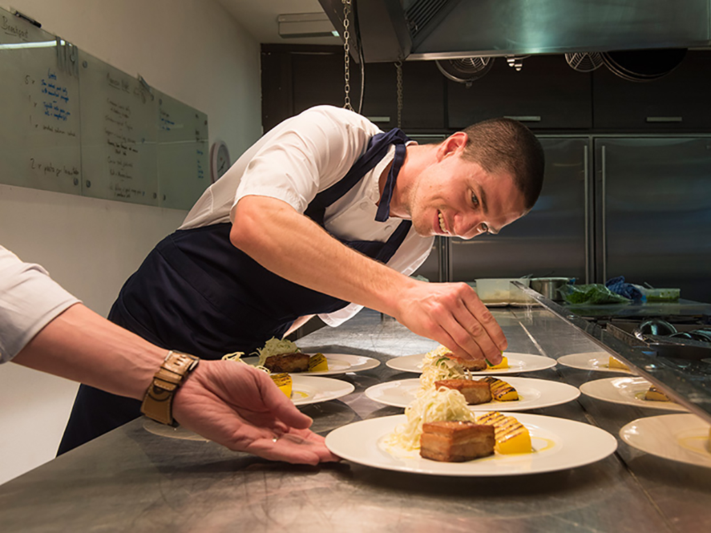 Head Chef, Hugh Millard