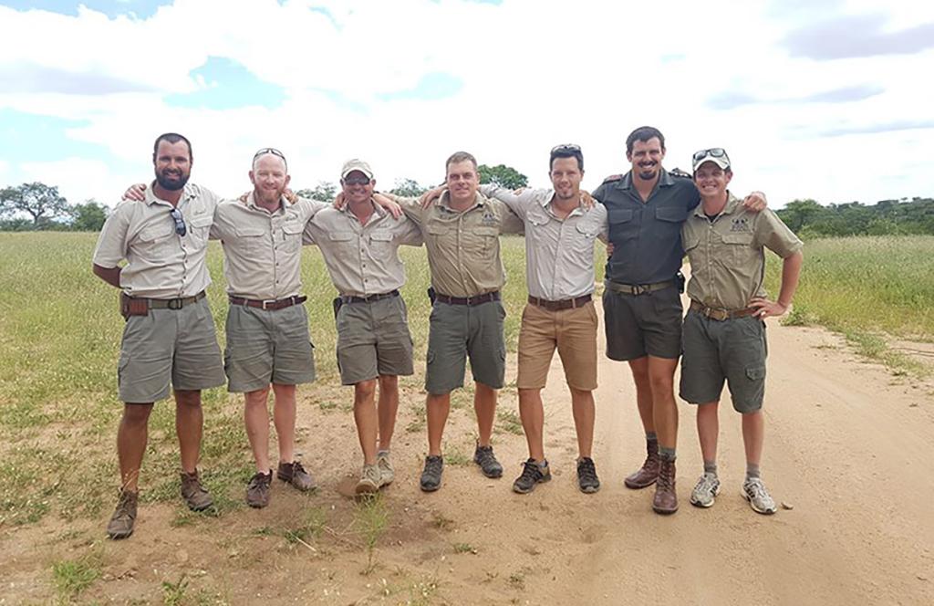 Rhino Warriors