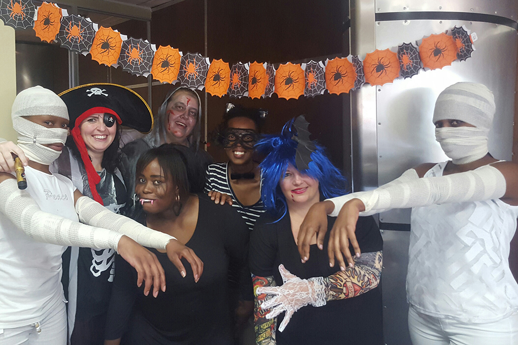 Halloween at Virgin Limited Edition