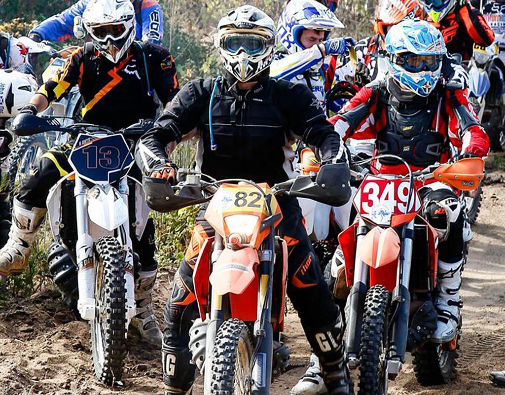 Kickstart - Motorcycle race 2015