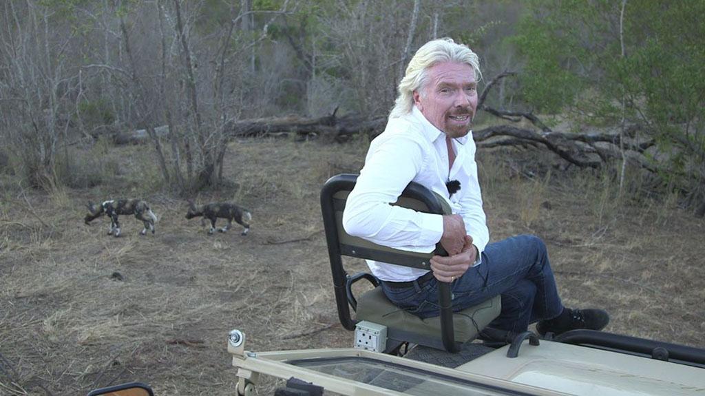 Ulusaba and Richard Branson
